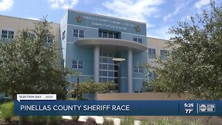 Pinellas County sheriff race