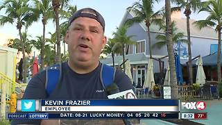 Red tide impacts small businesses on Fort Myers Beach