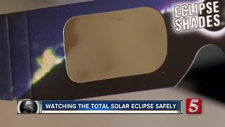 Doctors Warn Eclipse Viewers To Use Proper Equipment; Protect Eyes From Damaging Rays