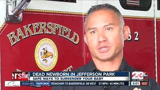 Baby dies after being born at Jefferson Park