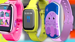 3 Smartwatches Your Kids Will Love - Video