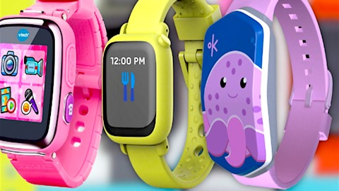 3 Smartwatches Your Kids Will Love