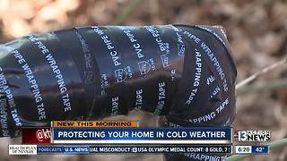Protecting your home in freezing temperatures - Video