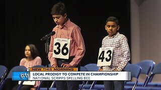 Washington County student headed to Scripps National Spelling Bee