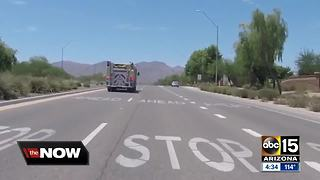 Valley firefighters speak out after woman fired towards them in Waddell