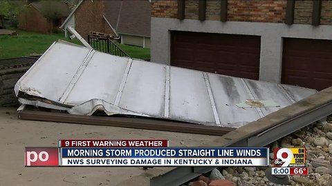 Tracking storm damage in the Tri-State