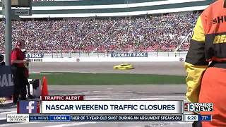 What to know about traffic for NASCAR weekend