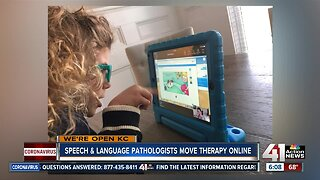 Speech & language pathologists move therapy online