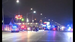 Man shot and killed by Detroit police on city's northeast side