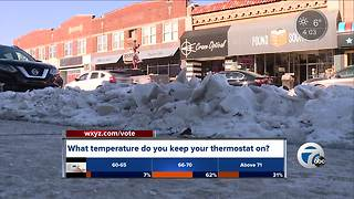 Are cold temperatures slowing down business