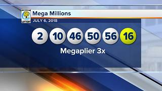 Mega Millions jackpot soars to $283 million, drawing is Friday night - Video