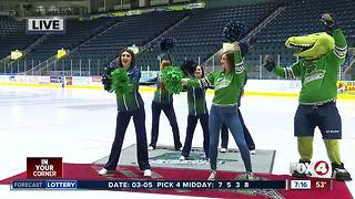 Getting to know the Florida Everblades - 7am live report - Video