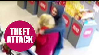 Conwoman who duped elderly pensioner out of £2,000 jailed for six years - Video