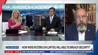 How Were Rioters On Capitol Hill Able to Breach Security?