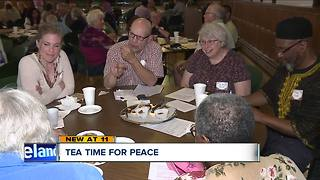 Teatime for Peace - Video