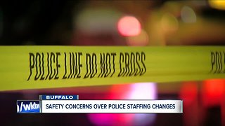 Controversy, safety concerns surround Buffalo Police staffing changes