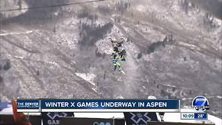 Winter X Games underway in Aspen - Video