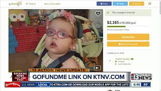 Community steps up to help little girl