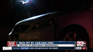Deadly crash in Northwest Bakersfield - Video