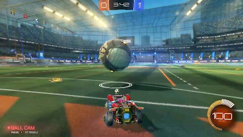 2v2 we almost had them(rocket league)