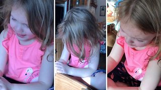 Adorable 5-year-old stands up for dog after aunt compares its appearance to a potato