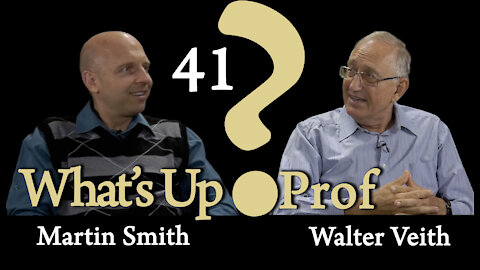 Walter Veith & Martin Smith - Trump, Q, WEF... Who Will Drain The World's Swamp? - What's Up Prof?41