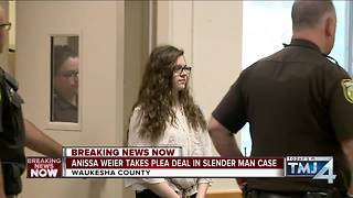 Breaking News: Plea deal announced in Slender Man case - Video
