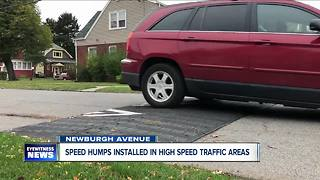 Speed Humps - Video