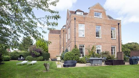 Historic mansion dating back to Domesday Book with royal owners goes on the market