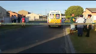SOUTH AFRICA - Cape Town - Body of toddler found (Video) (MEv)