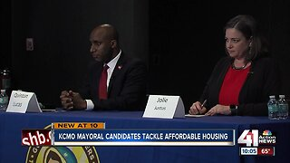 KCMO mayoral candidates square off in second debate