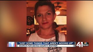 Search continues for missing Bates County woman