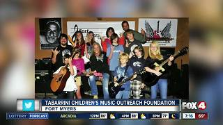 Foundation works to fund music lessons for children - Video