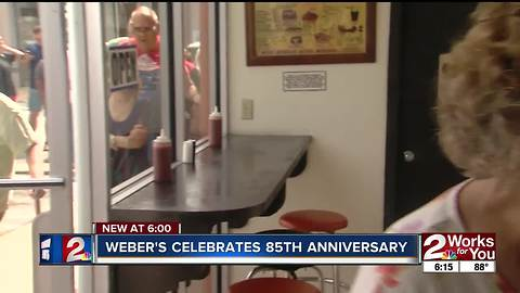 Weber's Superior Root Beer celebrates 85 years