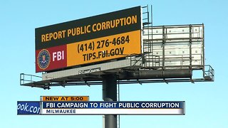 FBI mandates campaign to fight public corruption