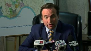 Mayor John Cranley says retaliation, abusive behavior among reasons city manager must go - Video