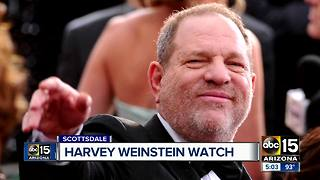 Harvey Weinstein seeks treatment in Arizona - Video