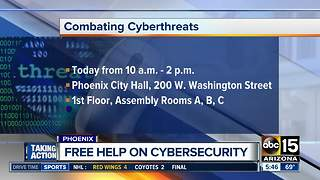 Learn how to combat cyber threats