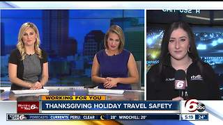 Thanksgiving Holiday travel safety