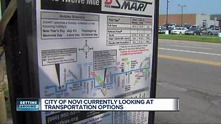 Novi to get onboard with SMART transit system - Video