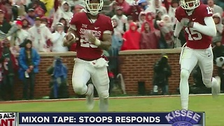 RANT: Reaction to Bob Stoops and the video of Joe Mixon punching female student - Video