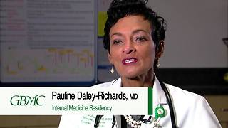 Day in the Life - GBMC Internal Medicine Residency Practice - Video