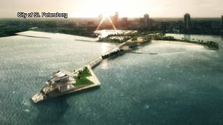 City Council to vote on adding $14M to budget for new St. Pete Pier - Video