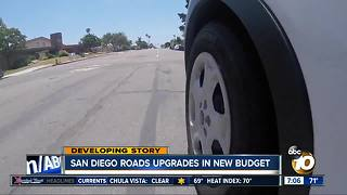 San Diego City Council approves historic infrastructure spending