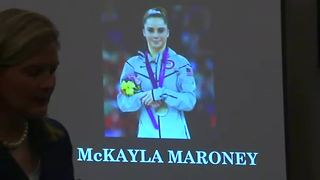 McKayla Maroney impact statement - Video