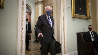 Vermont Sen. Leahy Released From Hospital, Will Return To Work