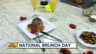 Enjoy National Brunch Day with special French Toast - Video