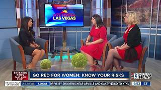 Go Red for Women during the month of February - Video