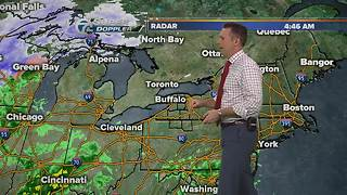 7 First Alert Forecast - 02/23 5 a.m. - Video