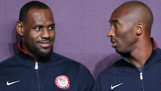 LeBron James Reveals The Text Kobe Sent Him After Signing With The Lakers